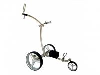 Design Golf Trolley «Silver Shadow Remote»