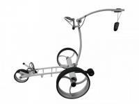 Design Golf Trolley «White Basis»