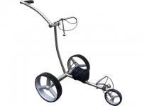 Design Golf Trolley «Silver Shadow» - lieferbar ab März 2021