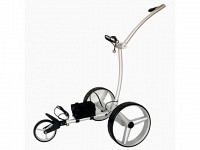 Design Golf Trolley «Silver Metallic»